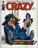 "1980 May ""CRAZY"" MAGAZINE! COMPLETE! NrMINT!"