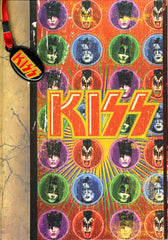 "2010 KISS CATALOG, LTD. Official Live Nation Merchandise (New - Unused) ""KISS HARDCOVER PSYCHO CIRCUS SCHOOL JOURNAL!"" MINT!"