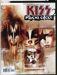 "1999 April U.S.OFFICIAL 'KISS PSYCHO CIRCUS MAGAZINE No. 2"" COMPLETE! MINT!"
