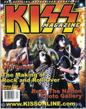 "2004 Winter U.S.OFFICIAL 'KISS MAGAZINE No. 2"" COMPLETE! with BIG PULL-OUT POSTER! MINT!"