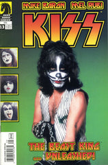 "2003 September U.S.OFFICIAL 'KISS DARK HORSE"" COMIC No. 13""! COMPLETE! MINT!"