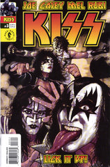 "2002 September U.S.OFFICIAL 'KISS DARK HORSE"" COMIC No. 3""! COMPLETE! MINT!"