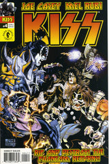 "2002 November U.S.OFFICIAL 'KISS DARK HORSE"" COMIC No. 4""! COMPLETE! MINT!"