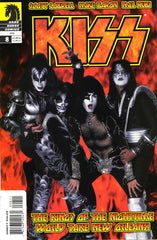 "2003 March U.S.OFFICIAL 'KISS DARK HORSE"" COMIC No. 8""! COMPLETE! MINT!"