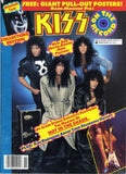 "1990 U.S.ORIGINAL 'KISS ON THE RECORD"" MAGAZINE! COMPLETE! MINT!"