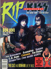 "1990 June U.S.ORIGINAL 'RIP"" MAGAZINE! MINT!"