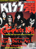 "1992 U.S.ORIGINAL 'GUITAR WORLD LEGENDS PRESENTS KISS"" MAGAZINE! COMPLETE! MINT!"