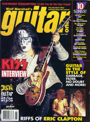 "1997 June U.S. ORIGINAL 'GUITAR"" MAGAZINE! COMPLETE! MINT!"