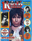 "1976 September U.S.ORIGINAL 'ROCK SCENE"" MAGAZINE W/BIG KISS STORY! COMPLETE! EX!"