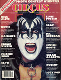 "1977 December KISS U.S. ORIGINAL 'CIRCUS No. 171"" MAGAZINE! COMPLETE! MINT!"