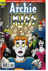"2012 U.S.OFFICIAL 'ARCHIE MEETS KISS"" COMIC No. 629""! COMPLETE! MINT!"