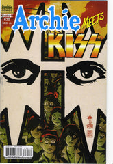 "2012 U.S.OFFICIAL 'ARCHIE MEETS KISS"" COMIC No. 630""! VARIANT COVER! COMPLETE! MINT!"