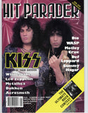 "1988 January ""HIT PARADER"" COMPLETE! MINT!"