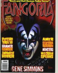 "2010 November ""FANGORIA"" MAGAZINE! COMPLETE! MINT!"