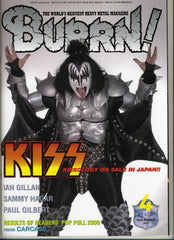 "2009 April JAPANESE IMPORT ""BURRN!"" MAGAZINE! COMPLETE! MINT!"