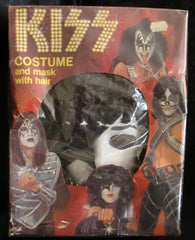 "1978 Collegeville AUCOIN ""PAUL STANLEY COSTUME IN BOX"" COMPLETE! EX+++!"