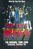 "2000 PAY-PER-VIEW ""THE LAST KISS"" FAREWELL PROMOTIONAL-ONLY POSTER! NrMINT!"