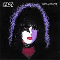 "1978 ORIGINAL OFFICIAL AUCOIN MANAGEMENT, INC. ""PAUL STANLEY SOLO LP COVER IRON-ON"" (UNUSED) TRANSFER! MINT!"