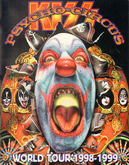 "1998 ""PSYCHO CIRCUS"" TOURBOOK!"