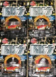 "1999 Set of (4) 1/64th Scale Racing Champions ""PSYCHO CIRCUS PROWLER SET"" Collectable Racing Cars! MINT!"