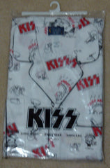 "1998 KISS MEGA-RARE U.S.(SEALED) OFFICIAL KISS CATALOG, LTD. ""KISS PAJAMAS"" MINT!"