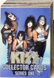 "1997 KISS CATALOG, LTD. Official Cornerstone 90-Card (Sealed) ""SERIES 1"" Trading Cards! MINT!"