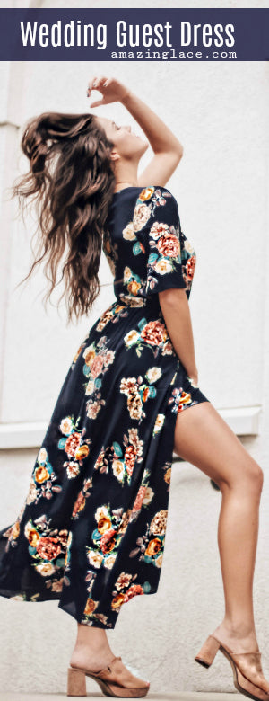 The Perfect Wedding Guest Dresses