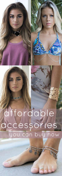 Affordable Accessories You Can Buy Now
