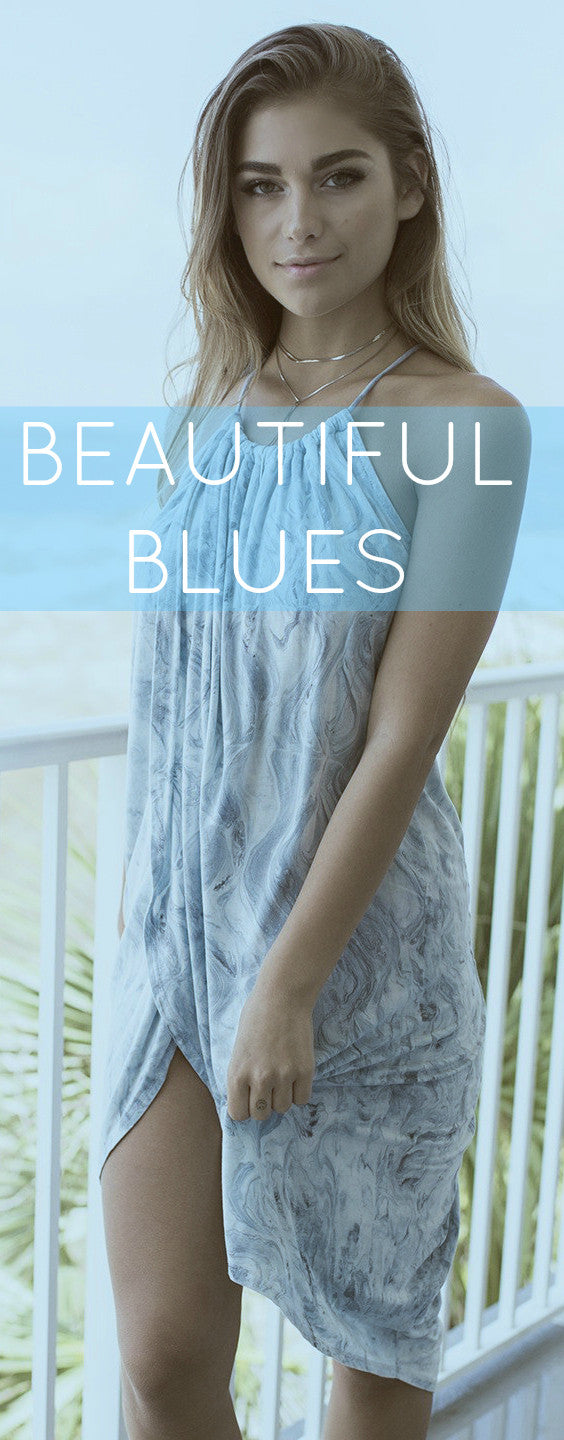 Beautiful Blues, from us to you!