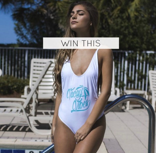 ❊ Vacay Vibes One Piece Contest ❊