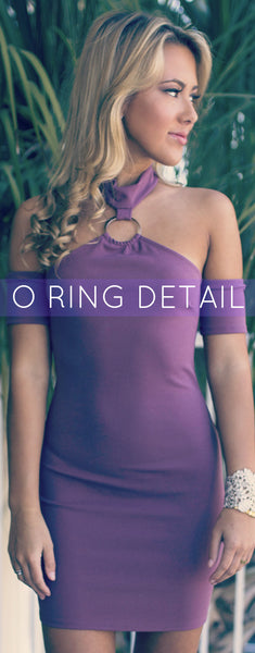 O Ring Detail - The Trend You Need in Your Closet FAST