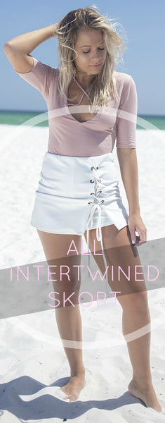 Get All Intertwined In The Skort Trend