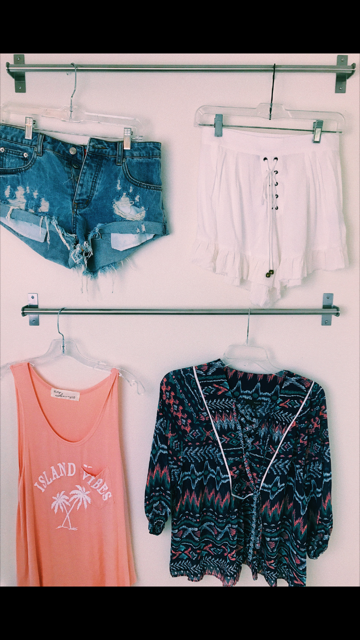 ❀ Slide Into Spring With Shorts, Tops, and Tanks ❀