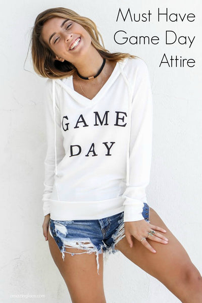 Must Have Game Day Attire