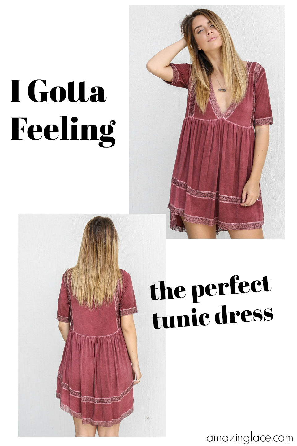 The Perfect Tunic Dress