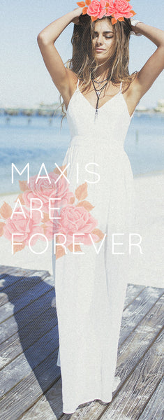 MAXIS ARE FOREVER