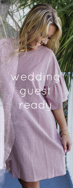 Be guest ready for WEDDING SEASON!