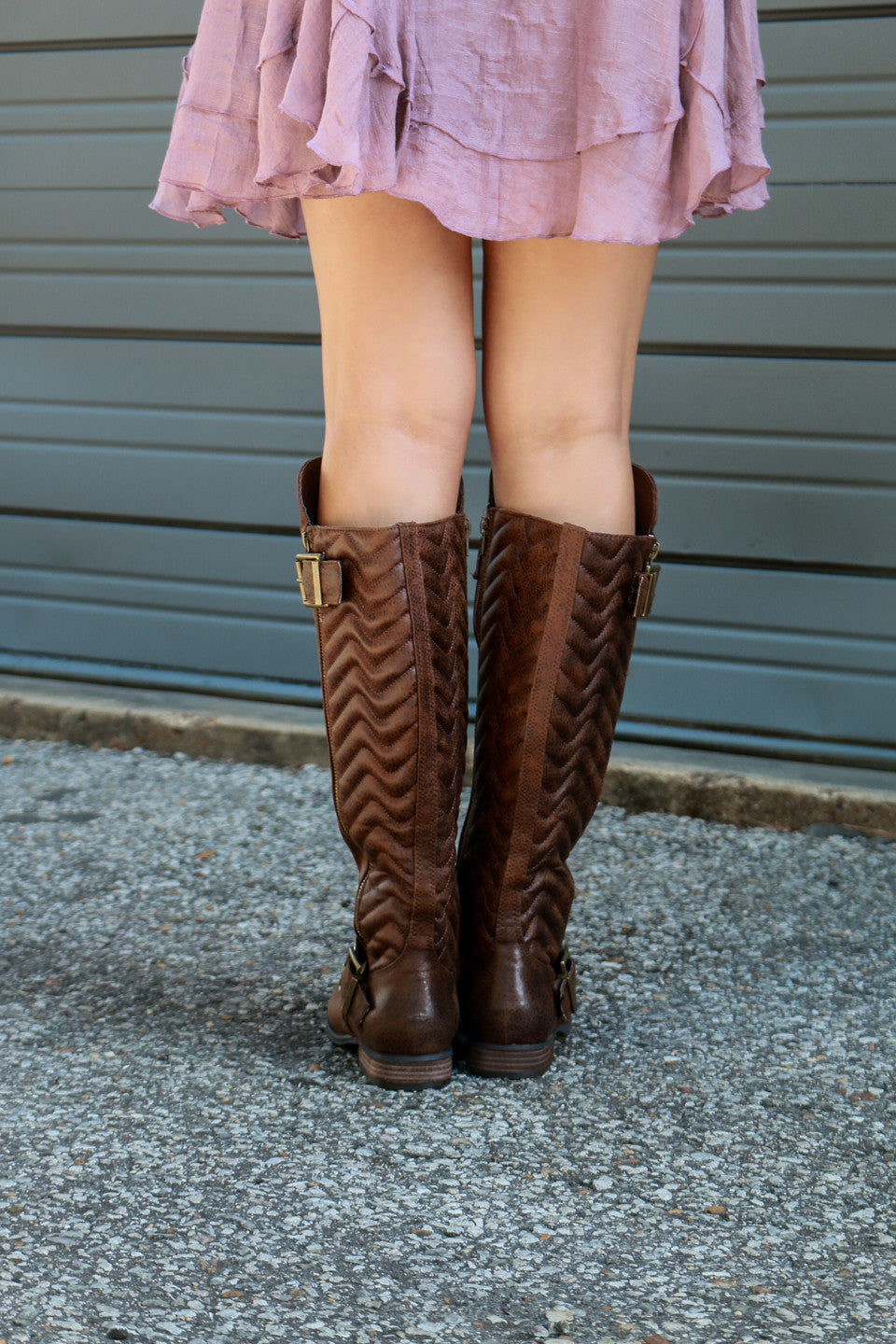 3b747a58c3c2 ... NOT RATED Berlin Bay Dark Tan Festival Boot - Amazing Lace