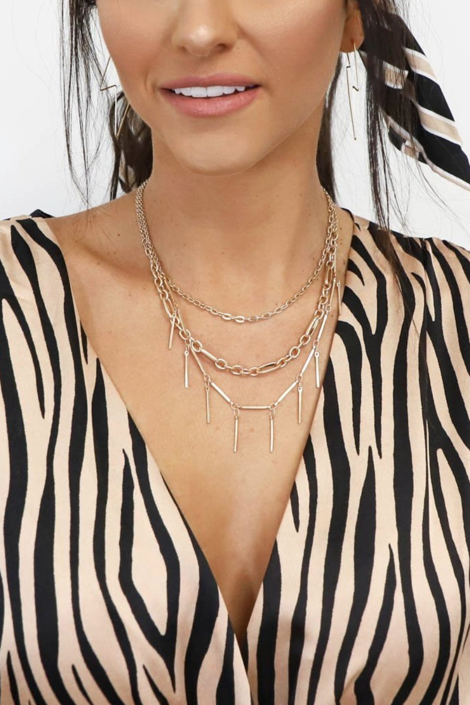 Reason Why Layered Gold Chain Necklace