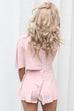 Found You Blush Romper