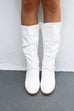 Very Cali White Boots