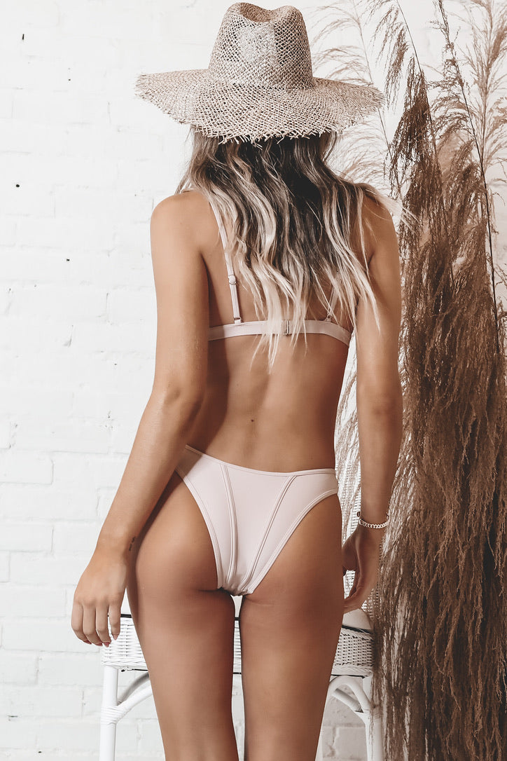 Very Hot Summer Blush Bikini Bottom