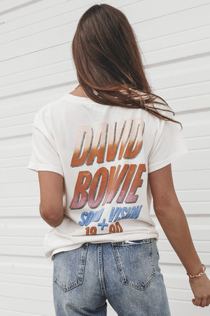 DAYDREAMER David Bowie Sound And Vision Tour Tee