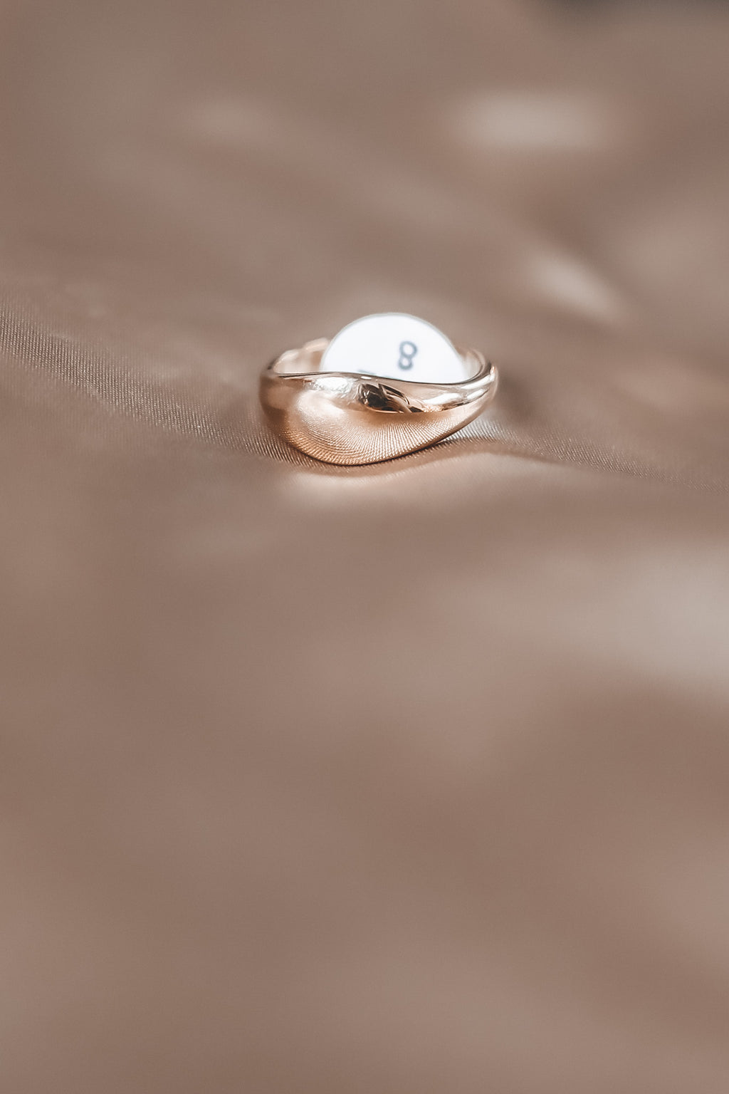 SAHIRA Mini Sphere Ring