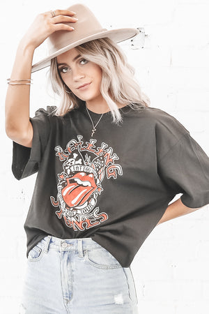 Vintage Rolling Stones Tattoo You Tour Tee 5