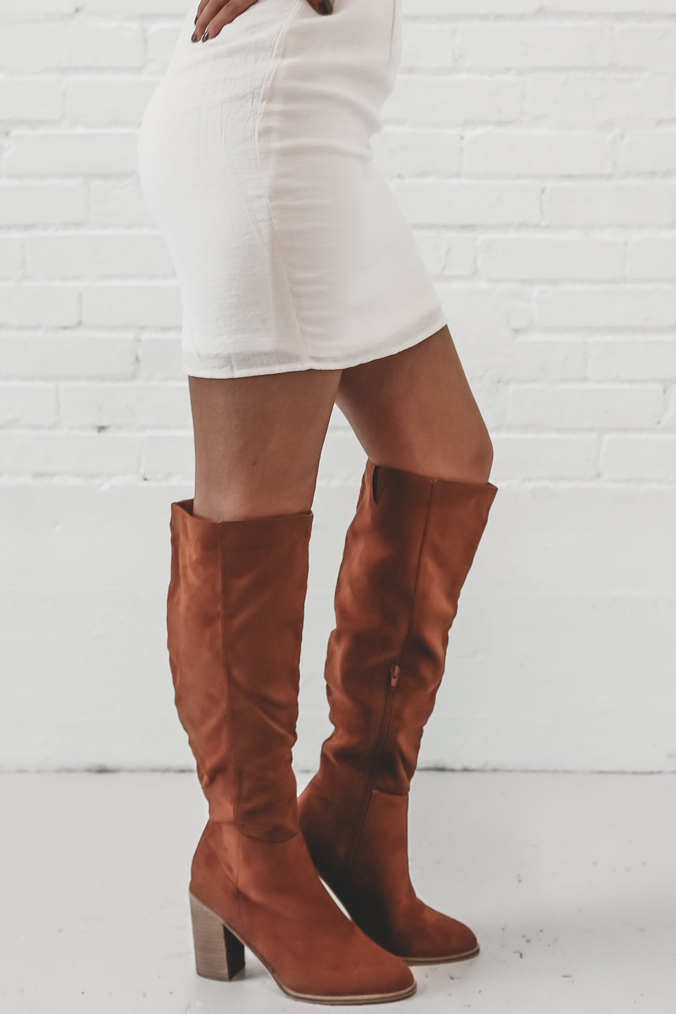Can You Not Tan Knee High Boots