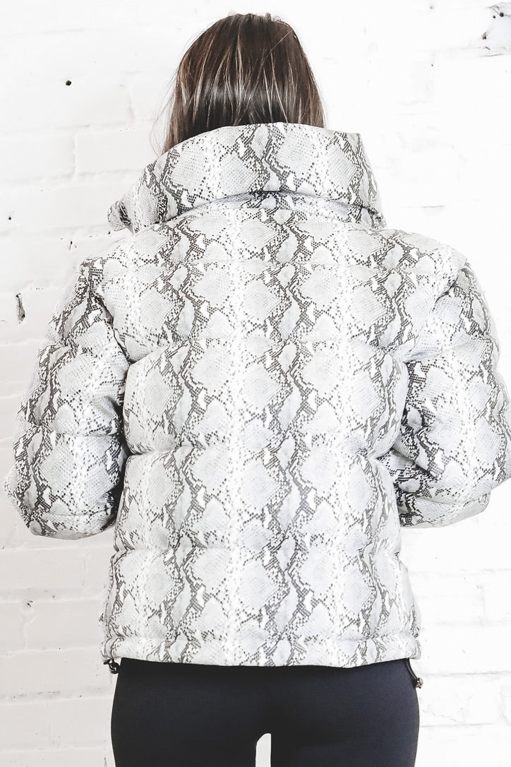 Snakes On The Slopes Jacket