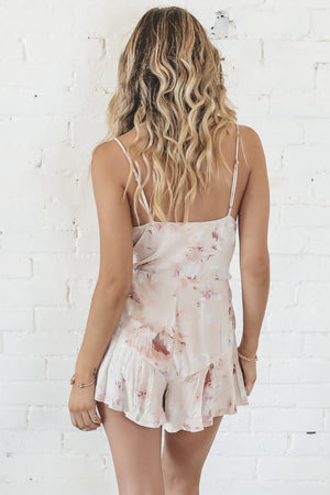 This Little Thing Natural Romper