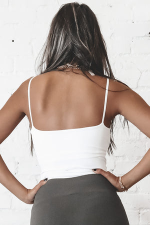 So Long Farewell Seamless Cami Top