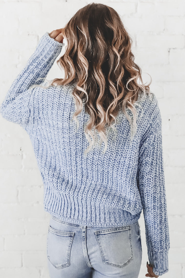 MINKPINK High Neck Knit Jumper